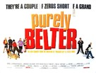 Purely Belter - British Movie Poster (xs thumbnail)