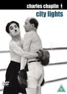 City Lights - British Movie Cover (xs thumbnail)