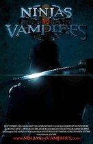 Ninjas vs. Vampires - Movie Poster (xs thumbnail)