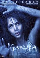 Gothika - DVD cover (xs thumbnail)