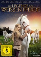 The Legend of Longwood - German DVD cover (xs thumbnail)