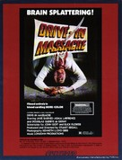 Drive in Massacre - Movie Cover (xs thumbnail)