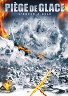 Ice Quake - French DVD cover (xs thumbnail)