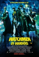 Watchmen - Portuguese Movie Poster (xs thumbnail)