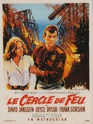 Ring of Fire - French Movie Poster (xs thumbnail)