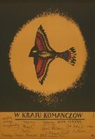The Comancheros - Polish Movie Poster (xs thumbnail)
