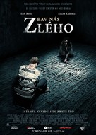 Deliver Us from Evil - Slovak Movie Poster (xs thumbnail)