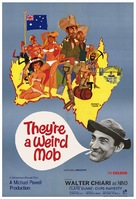 They're a Weird Mob - Australian Movie Poster (xs thumbnail)
