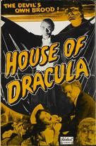 House of Dracula - poster (xs thumbnail)
