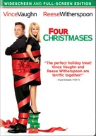 Four Christmases - Movie Cover (xs thumbnail)