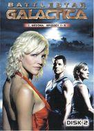 """""""Battlestar Galactica"""" - Czech DVD movie cover (xs thumbnail)"""