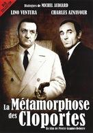 La métamorphose des cloportes - French Movie Cover (xs thumbnail)