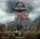 Jurassic World Fallen Kingdom - Movie Poster (xs thumbnail)