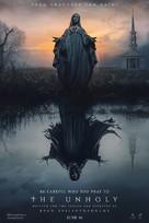 The Unholy - Thai Movie Poster (xs thumbnail)