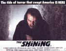 The Shining - British Movie Poster (xs thumbnail)