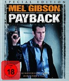 Payback - German Blu-Ray cover (xs thumbnail)