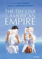 Déclin de l'empire américain, Le - Norwegian DVD cover (xs thumbnail)