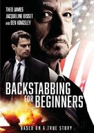 Backstabbing for Beginners - DVD movie cover (xs thumbnail)