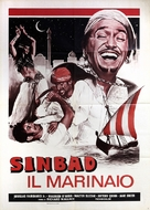 Sinbad the Sailor - Italian Movie Poster (xs thumbnail)