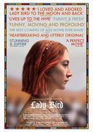 Lady Bird - South African Movie Poster (xs thumbnail)