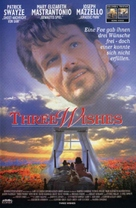 Three Wishes - German Movie Cover (xs thumbnail)