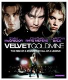 Velvet Goldmine - Blu-Ray cover (xs thumbnail)