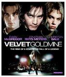 Velvet Goldmine - Blu-Ray movie cover (xs thumbnail)