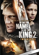 In the Name of the King: Two Worlds - DVD cover (xs thumbnail)