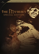 The Mummy - DVD movie cover (xs thumbnail)