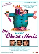 Amici miei - French Re-release movie poster (xs thumbnail)