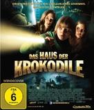 Das Haus der Krokodile - German Blu-Ray cover (xs thumbnail)