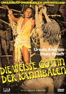 La montagna del dio cannibale - Austrian DVD movie cover (xs thumbnail)