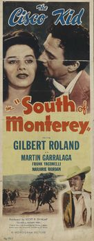 South of Monterey - Movie Poster (xs thumbnail)