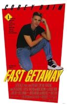 Fast Getaway - poster (xs thumbnail)