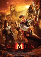 The Mummy: Tomb of the Dragon Emperor - Norwegian Movie Poster (xs thumbnail)