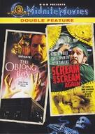 Scream and Scream Again - DVD cover (xs thumbnail)