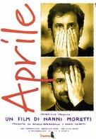 Aprile - Italian poster (xs thumbnail)