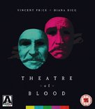 Theater of Blood - British Blu-Ray cover (xs thumbnail)