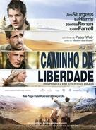 The Way Back - Brazilian Movie Cover (xs thumbnail)
