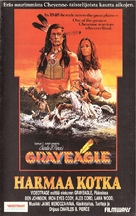 Grayeagle - Finnish VHS movie cover (xs thumbnail)