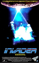Invader - German VHS cover (xs thumbnail)