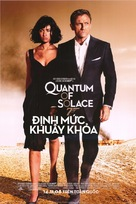Quantum of Solace - Vietnamese Movie Poster (xs thumbnail)