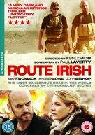 Route Irish - British DVD cover (xs thumbnail)