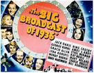 The Big Broadcast of 1936 - Movie Poster (xs thumbnail)