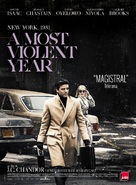 A Most Violent Year - French Movie Poster (xs thumbnail)