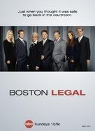 """Boston Legal"" - Movie Poster (xs thumbnail)"