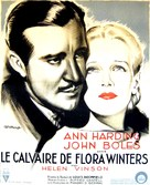The Life of Vergie Winters - French Movie Poster (xs thumbnail)