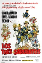 Sergeants 3 - Argentinian Movie Poster (xs thumbnail)