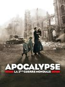 Apocalypse - La 2e guerre mondiale - Italian DVD cover (xs thumbnail)