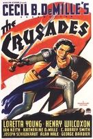 The Crusades - Movie Poster (xs thumbnail)